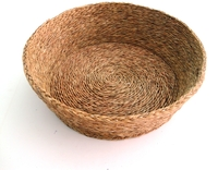 Round Bread Basket - Natural