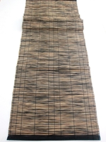 Handwoven Table Runner - Burnt earth