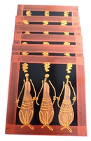 Placemats - Set of 6 - African Ladies Bronze