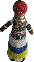 Ndebele Traditional Doll - Custom - 001