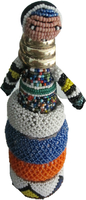 Ndebele Traditional Doll - Custom - 002