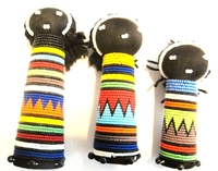 Zulu Doll - Set of 3