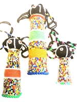 Ndebele Rasta Dolls - Set of 3