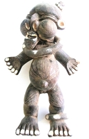 Fang Clay Figure from Gabon