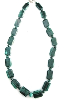 Malachite Necklace 2017 Design