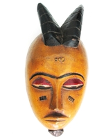 Baule Mask from Ivory Coast