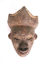 Baule Mask - Ivory Coast