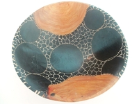 African Rosewood Bowl from Zimbabwe #008