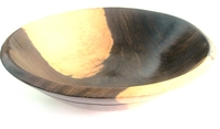 Rhodesian Teak Bowl from Zimbabwe #041