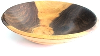 Rhodesian Teak Bowl from Zimbabwe #042