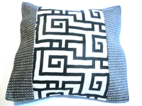 Cotton Kuba Seke Pillow