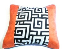 Cotton Kuba Banza Pillow