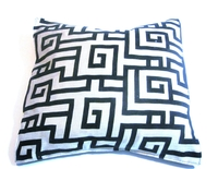 Cotton Kuba Mwasi Pillow