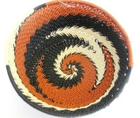 Zulu Telephone Wire Basket - Earth