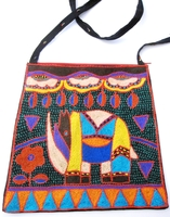 Shangaan Hand-Embroidered Purse #3354