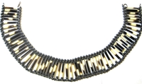 Porcupine Choker Necklace - Gift Box