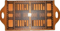 Backgammon Set Suitcase