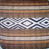 Woven Cushion Cover  #009
