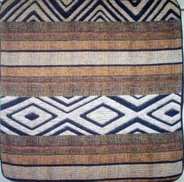 Woven Cushion Cover #016