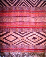 Woven Throw #005