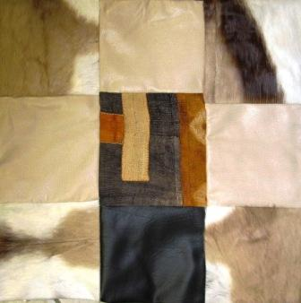 African Kuba/Springbok/Leather