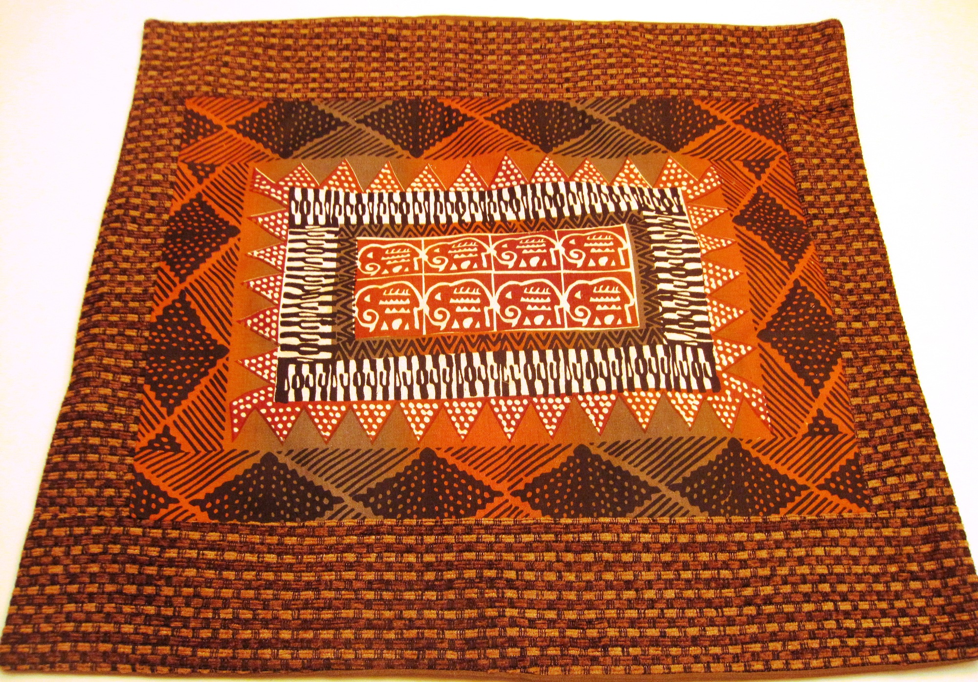 Regional African Cushion Cover #10