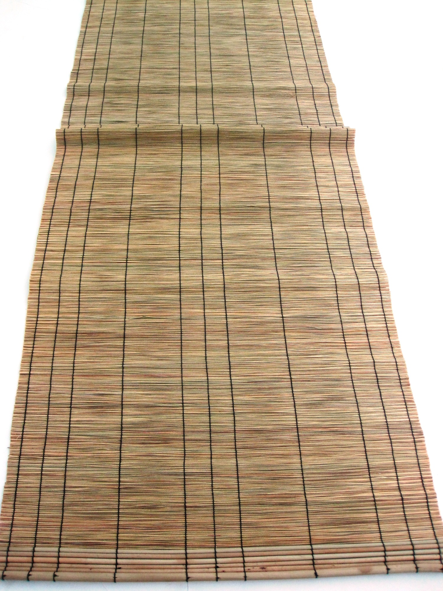 Handwoven Table Runner - Natural